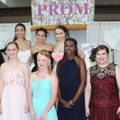 Prom Night at Memorial Private High School